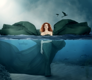 The Goddess Fate-Image provided by Tammy Smith