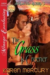 Karen mercury The Grass is Greener