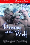 Dreams of the Wolf The Gray Pack 4