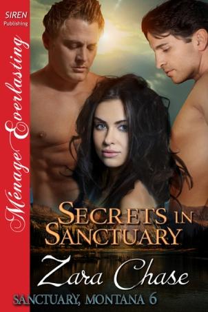 Sanctuary - Zara Chase