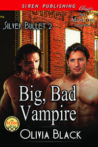 Olivia black bk 2 Big, bad vampire