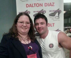 WWW 2014 (Me and Taylor Cole)