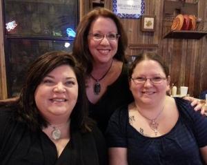 WWW 2014 (Tracey Reid, Heather Rainier, and Me)