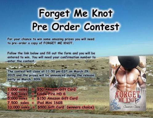 FmKnot Preorder Contest