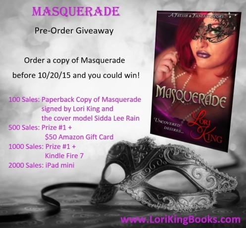 Masquerade Preorder