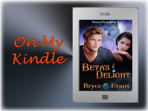 On my Kindle Beta's Delight