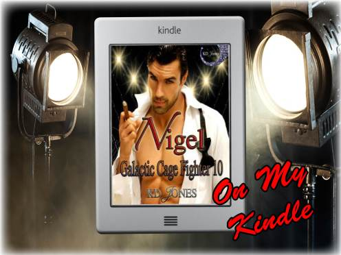 On my Kindle Logo 3