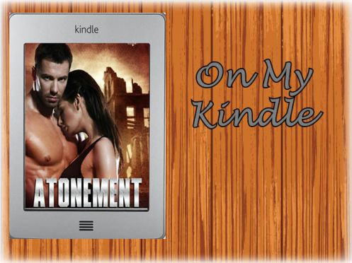 On my Kindle Logo Atonement