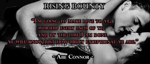 Rising Bounty Banner 2