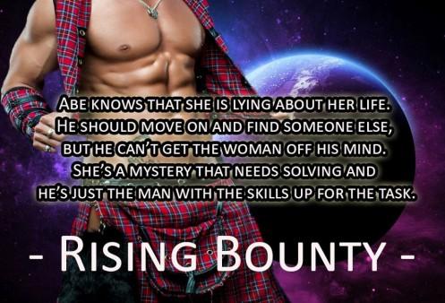 Rising Bounty Banner