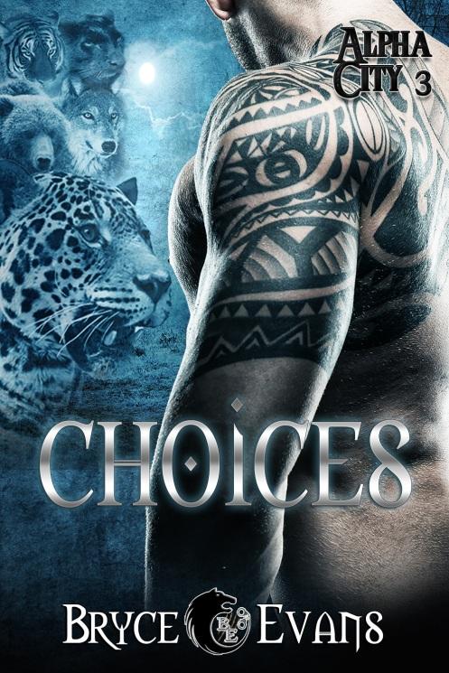 Alpha City 3 - Choices