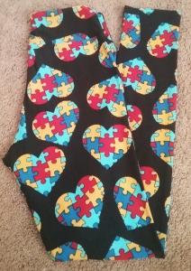 Tween Autism leggings