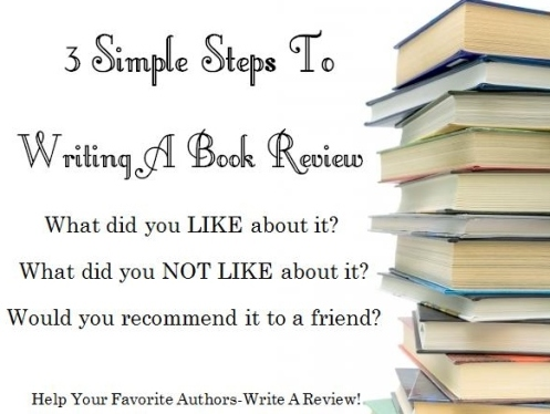 how write a book review Introduction okay, so you have to write a book review what do you need to do and in what order here's a 10-step process you can use to.