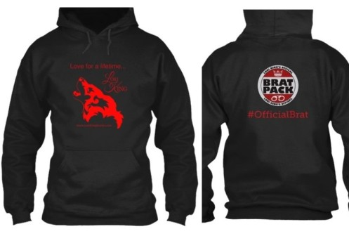 Wolf Head hoodie