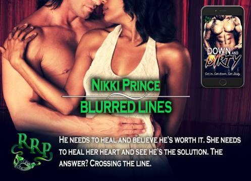 Teaser 1 Nikki Prince