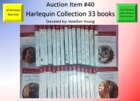 40 Harlequin Collection